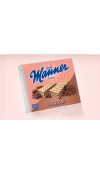 Manner γκοφρέτα με σοκολάτα