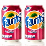 Fanta Apple Cherry