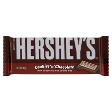 Hershey's Σοκολάτα Cookies N Chocolate